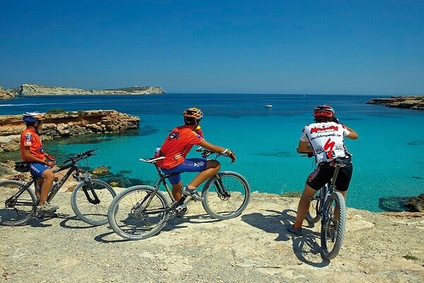 Cycling & Walking in Ibiza